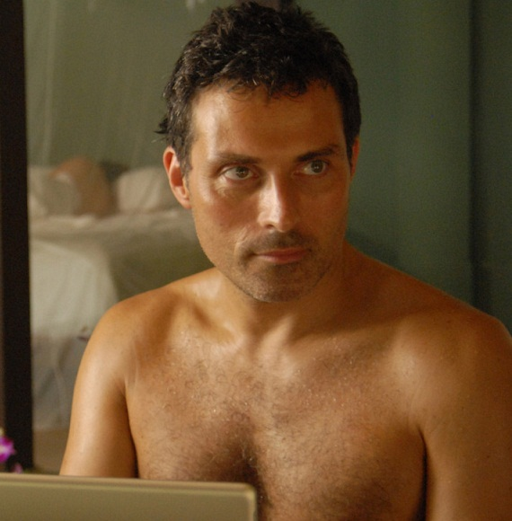 Rufus sewell naked